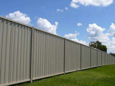 BKM Property Maintenace Colorbond Fencing Chinchilla