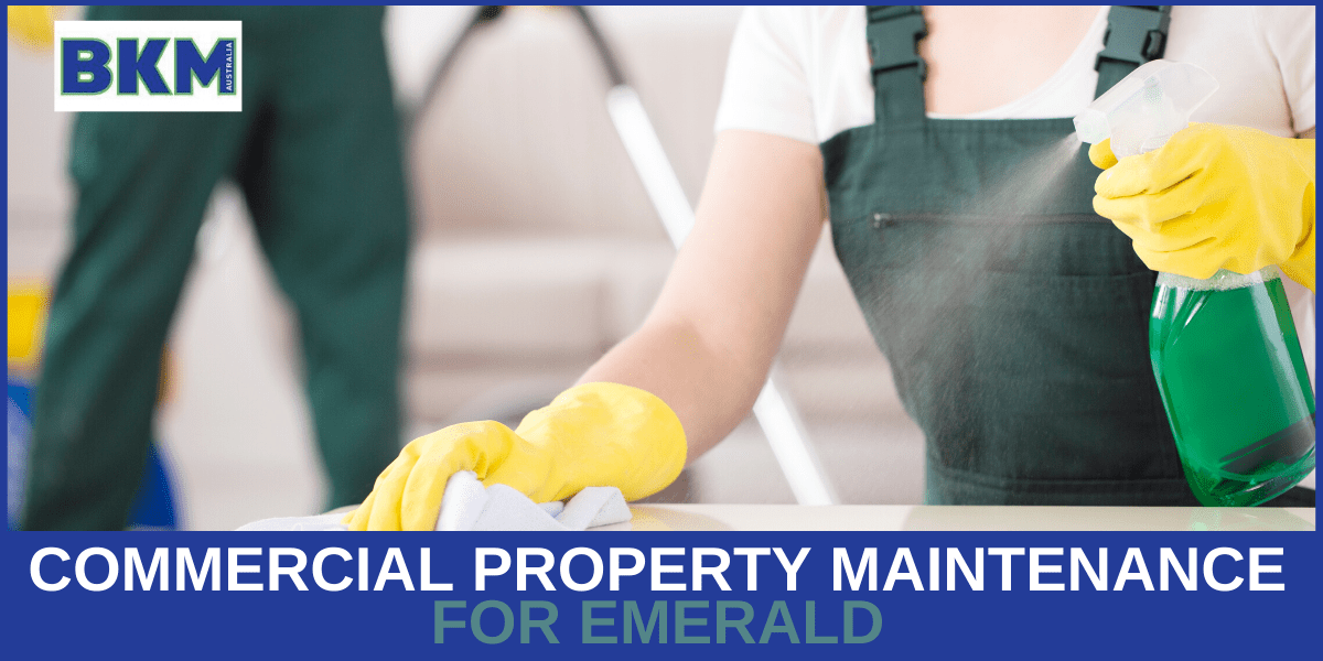 commercial property maintenance emerald