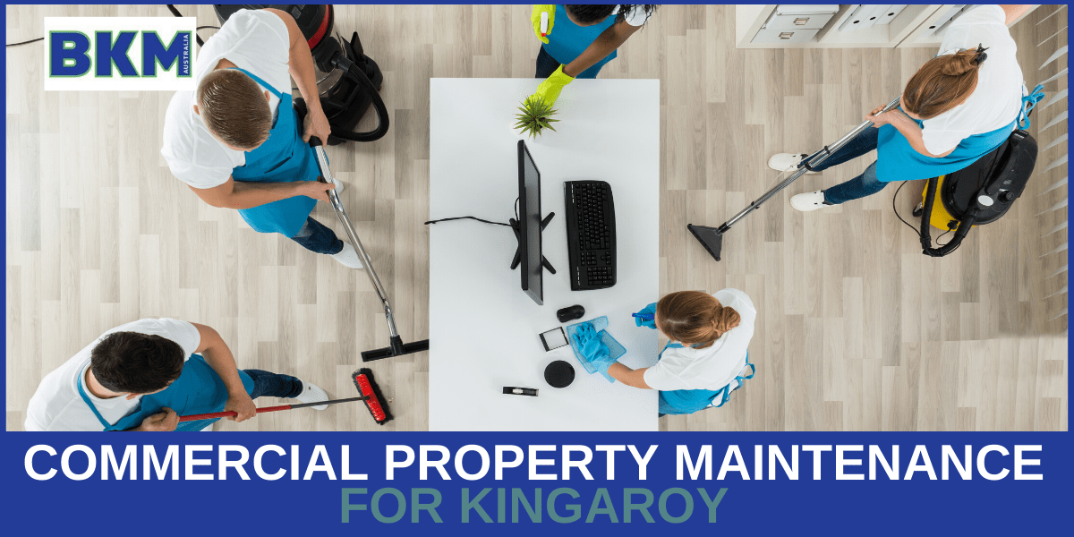 commercial property maintenance kingaroy